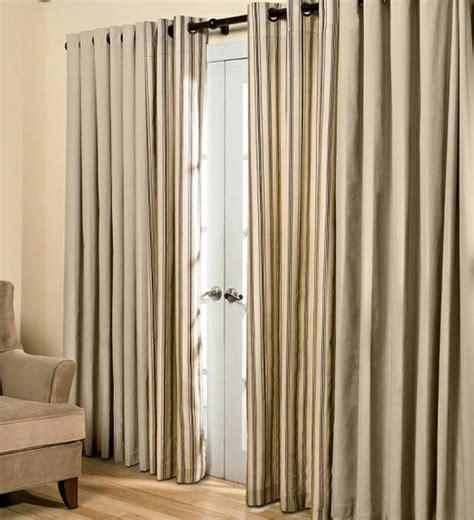 gardinen beige weiss gestreift gardinen dekorationsvorschl 228 ge tipps und bilder f 252 r ihr
