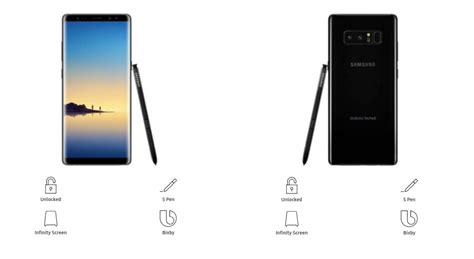 samsung support usa official site samsung galaxy note 8 official look
