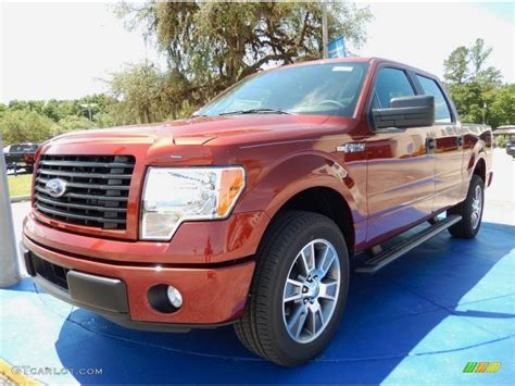 2014 Ford F150 Stx by Sunset 2014 Ford F150 Stx Supercrew Exterior Photo