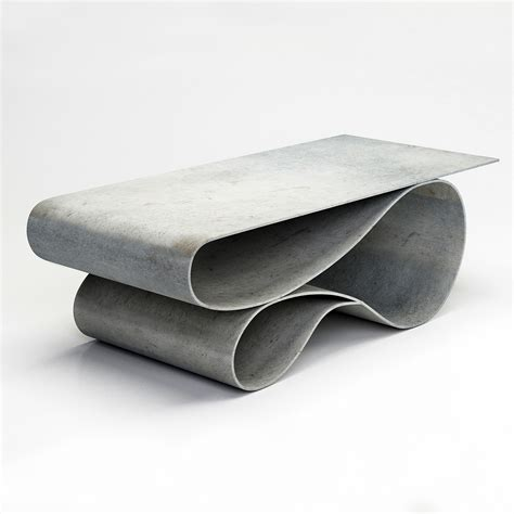 Neal Design by Neal Aronowitz S Concrete Canvas Collection Ignant