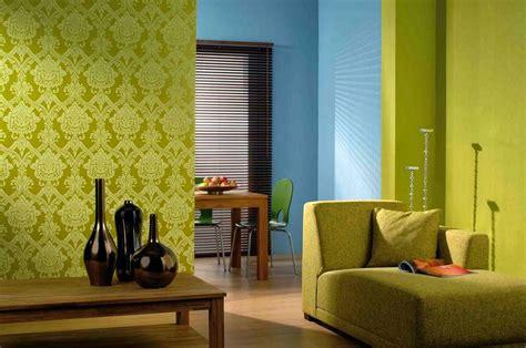 wallpaper dinding mewah ide wallpaper mewah ruang tamu minimalis hijau desain