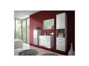 ensemble meubles de salle de bain laqu 233 blanc