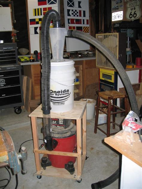 mobile dust collection woodworking blog