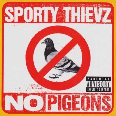 Pidgeon The Cd 2017 hq hip hop