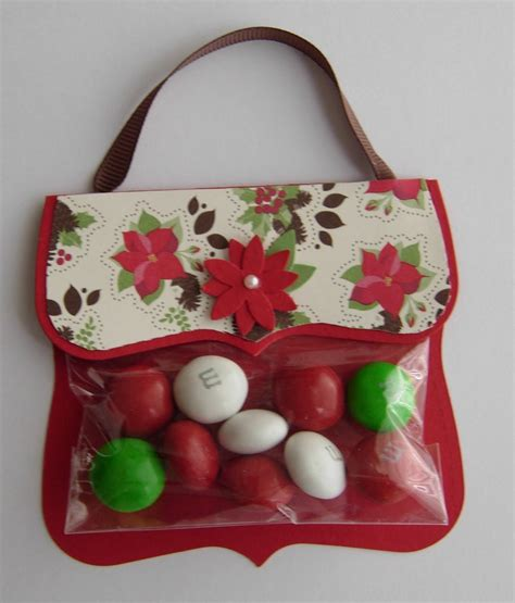 sts cards top note christmas purse