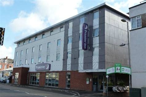 premier inn exeter even the barth tiles are polished every day picture of