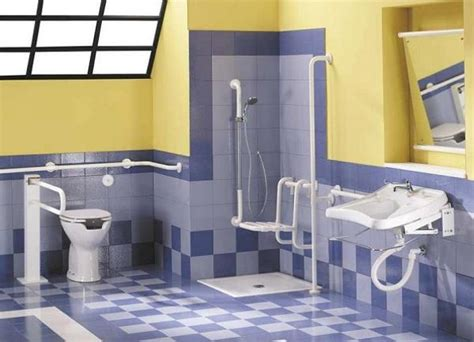 Feng Shui Interior by Handicapped Friendly Bathroom Design Ideas For Disabled People