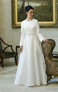 modest bridals temple gowns lds dresses high neck and