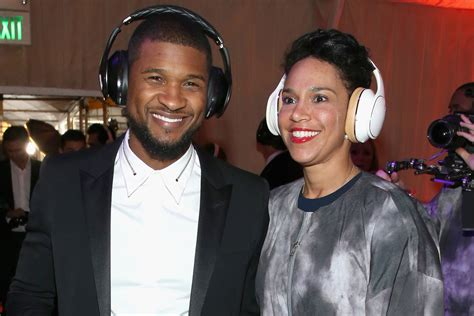 Ushers Engaged by Usher Is Engaged To Longtime Grace Miguel