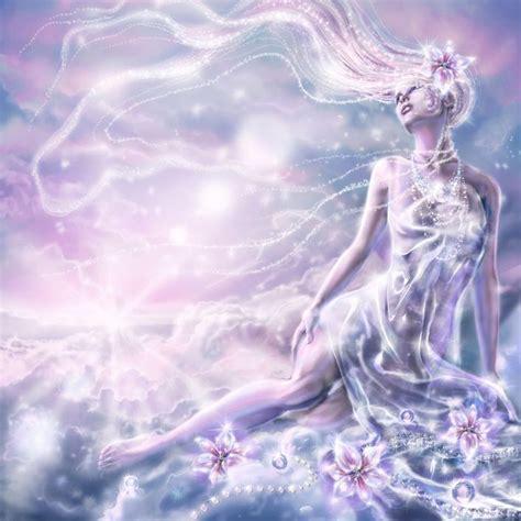 goddess of light spirituality and mythology