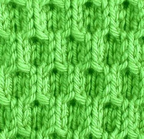how to knit honeycomb stitch knitting galore saturday stitch easy honeycomb stitch