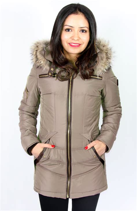 Jaket Winter winter jacket taupe zalamm 51 zalamm