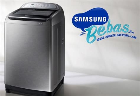 Mesin Cuci Samsung Ativ Dual Wash review mesin cuci samsung bebas anotherorion
