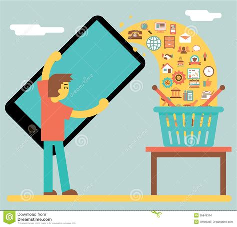 buy printable art online online mobile marketing sale and buy concept icon stock