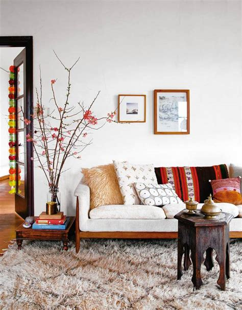 Livingroom Carpet the enduring appeal of bohemian modern d 233 cor wsj