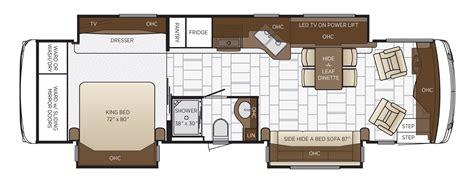 newmar floor plans ventana floor plan options newmar