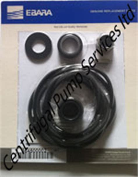 Mechanical Seal Ebara 25 ebara genuine seal kit for 3m viton 364500001