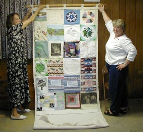 Family Picture Quilt by Kalloch Family Quilt