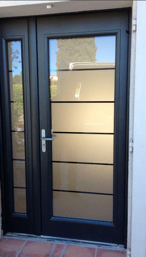 Prix Porte Entree Alu 1108 by Pose Porte D Entr 233 E Aluminium Devis Installation De