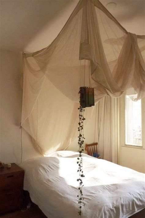 Hanging Bed Canopy Hang Vaasje Diy Canopy Guest Bed And Toddlers