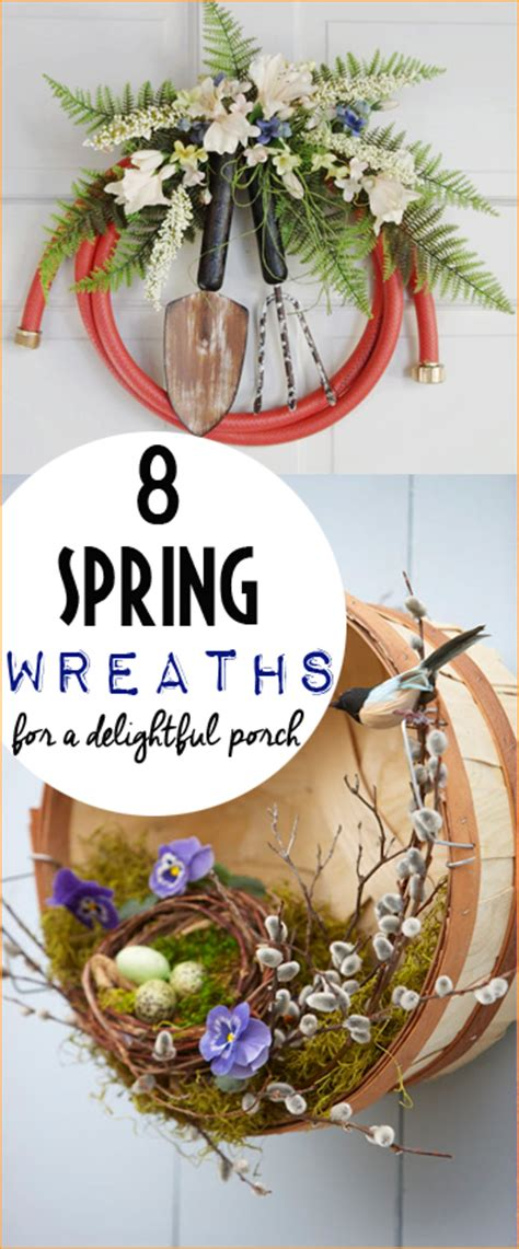 spring wreaths 2017 spring wreaths worth making page 8 of 9 paige s party