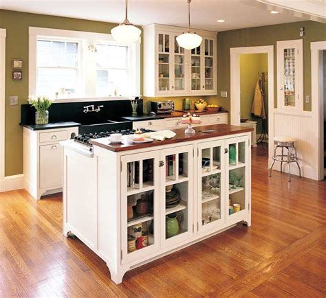 Kitchen Layout Ideas With Island | 100 awesome kitchen island design ideas digsdigs
