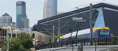 bwl bank studium u s bank stadium metro transit