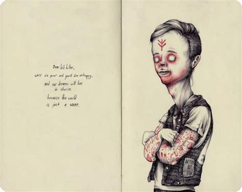 sketchbook illustration sketchbook pat perry