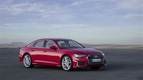 2019 Audi A6 Comes by 2019 Audi A6 Revealed With Mild Hybrid V6 Engines Quattro