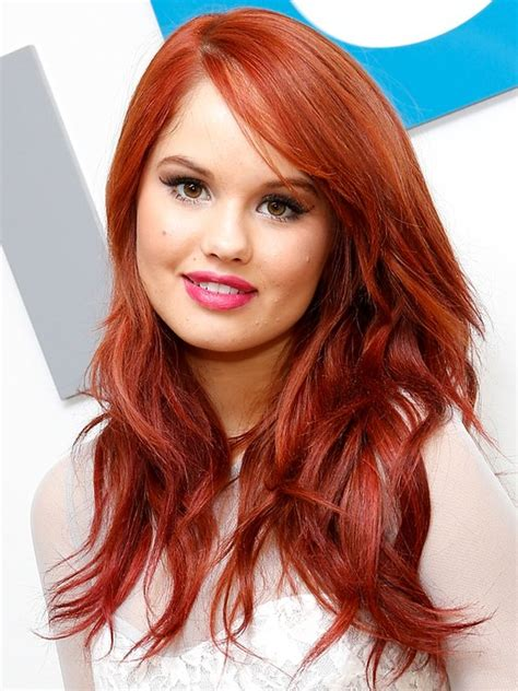 hair cuts with red colour 2015 long red color hairstyle capellistyle it