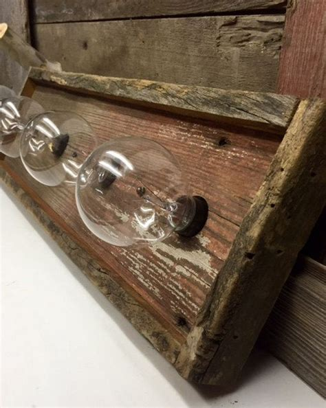 rustic bathroom vanity light fixtures 4 bulb barnwood rustic vanity light rustic vanity lights