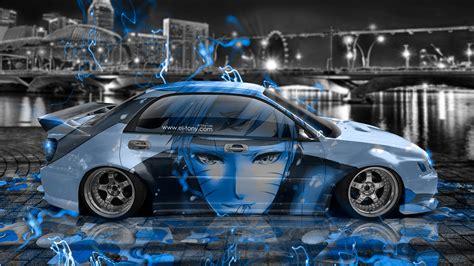 jdm subaru wrx subaru impreza wrx sti jdm tuning anime boy city car 2015