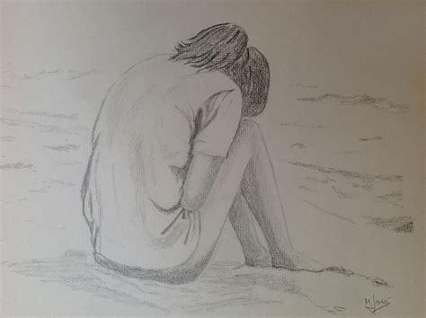 imagenes tristes y solas soledad tintero y pincel
