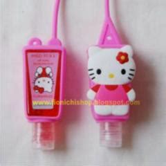 fionichi shop  pocket bag hand gel sanitizer gel pembersih tangan