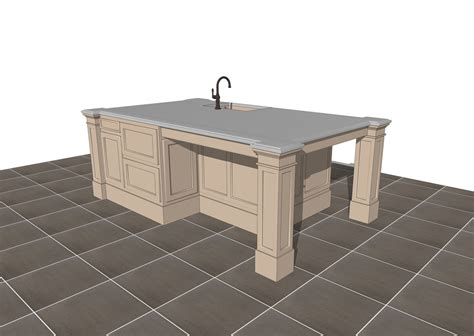 3d cad kitchen design software free free sketchup models dwg cad files for architectural interior design retail