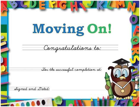 moving up certificate templates diplomas certificates