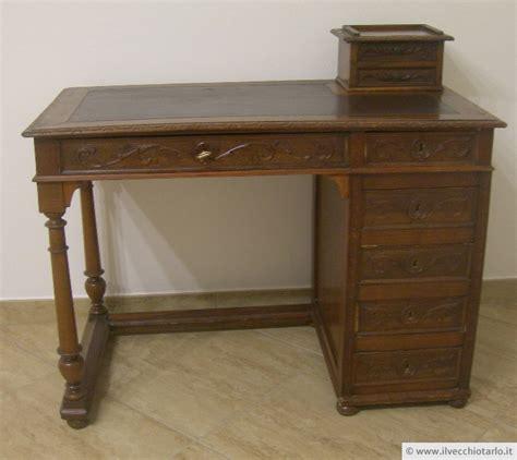 piccola scrivania piccolo scrittoio antico piccola scrivania