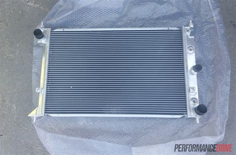 volvo  gl  ls  conversion project part  sump radiator performancedrive