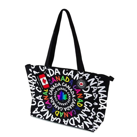 colorful bags colorful canada souvenir bag