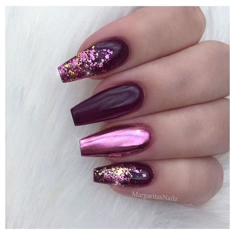 purple pattern nails best 25 purple nails ideas on pinterest purple nail