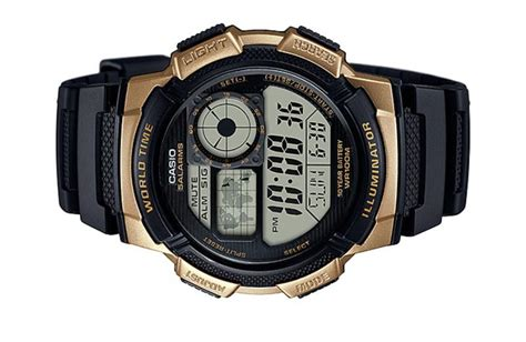 Promo Casio Ae 1000w 1a casio world time digital a end 8 20 2018 2 15 pm