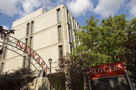 Rutgers Mba Admissions Address by Newark Cus Rutgers School Of Social Work