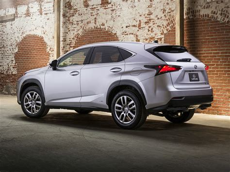suv lexus 2017 new 2017 lexus nx 300h price photos reviews safety
