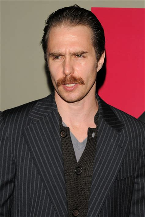 actor with huge mustache get thee to a barber sam rockwell famous mustaches