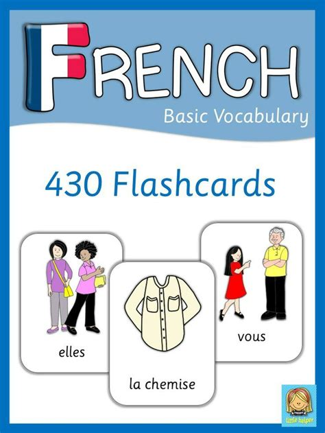 0008205671 easy learning french audio course french flash cards basic vocabulary french lessons