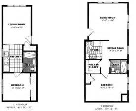 Small Apartment Floor Plans One Bedroom Home Ideas