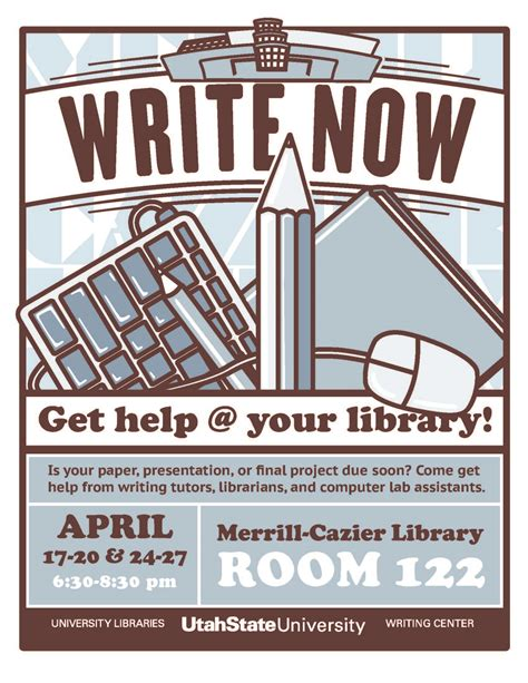 Usu Library Study Rooms by Get Help Your Library And Write Now Usu