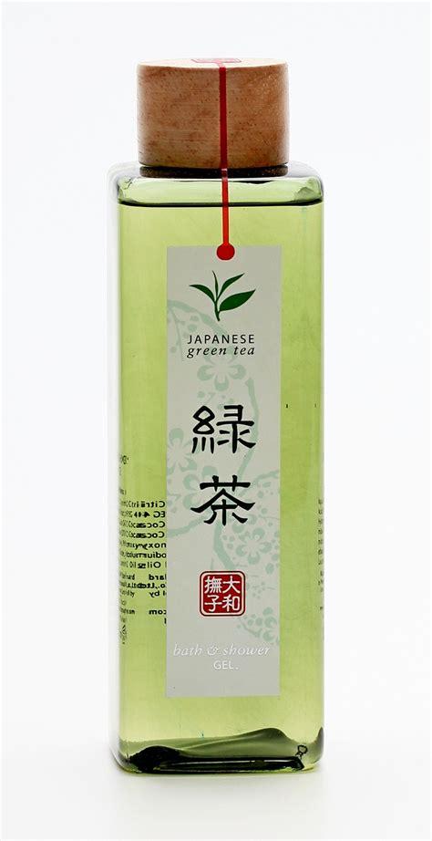 Japanese Shower Gel by Japanese Green Tea Bath Shower Gel 250 Ml