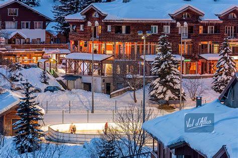 Office Du Tourisme Foux D Allos by Station De Ski De Val D Allos La Foux Le Centre De La