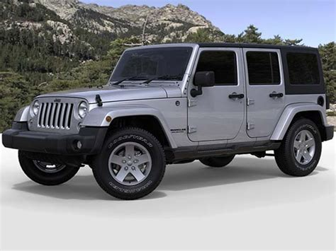 Jeep Wrangler Unlimited India Jeep Wrangler Unlimited Petrol Launched In India Launch